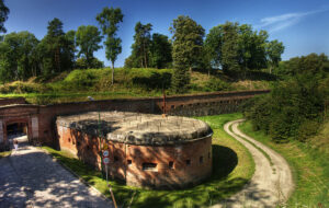 Boyen Fortress Giżycko