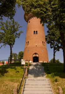 Water Tower Gizycko