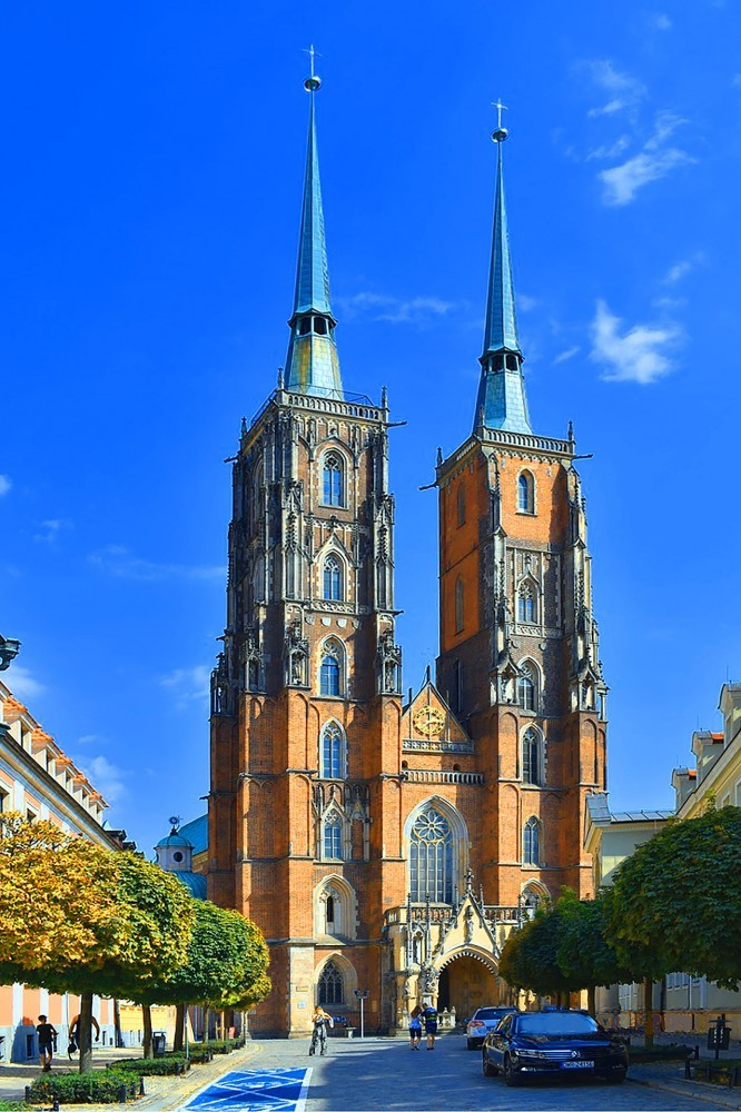 Wroclaw St Baptist Cathedral