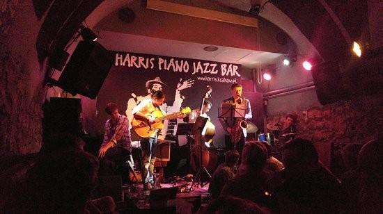 Harris Piano Jazz Bar Krakow
