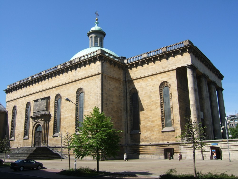 Cathedral Katowice