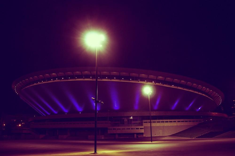 Katowice Poland Spodek