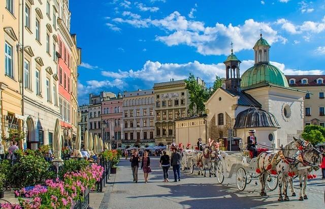 8 Best Attractions in Krakow