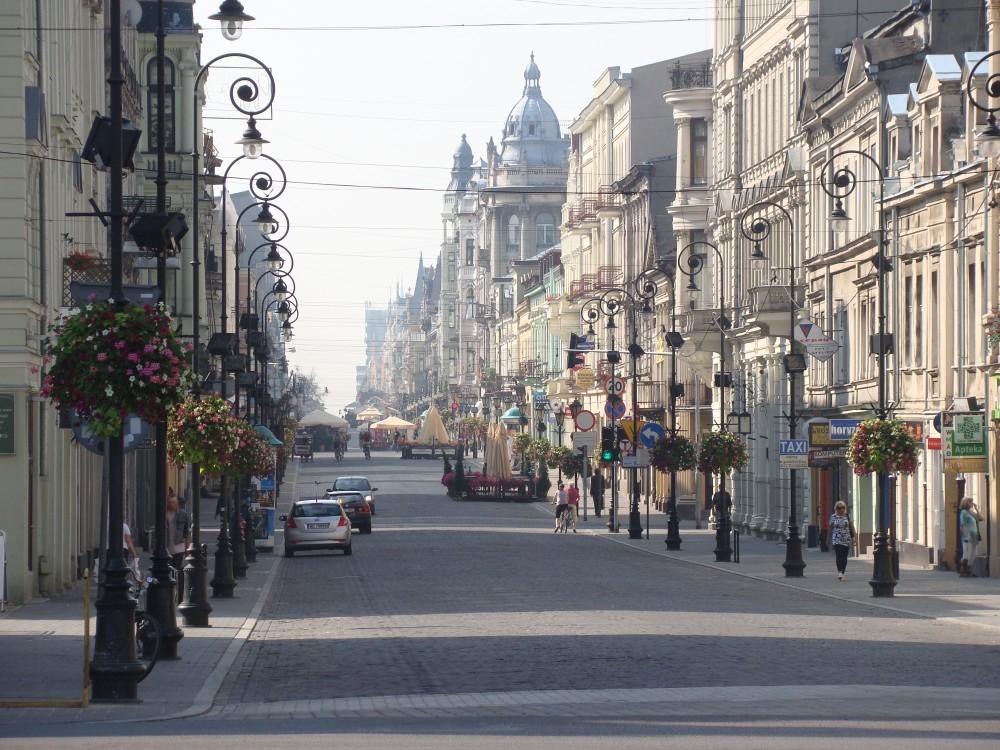 Lodz Piotrkowska
