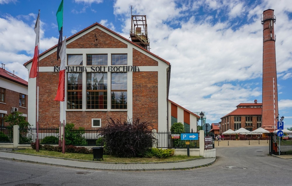 Bochnia Salt Mine