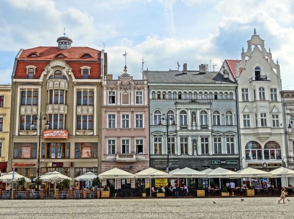 Bydgoszcz Market Square