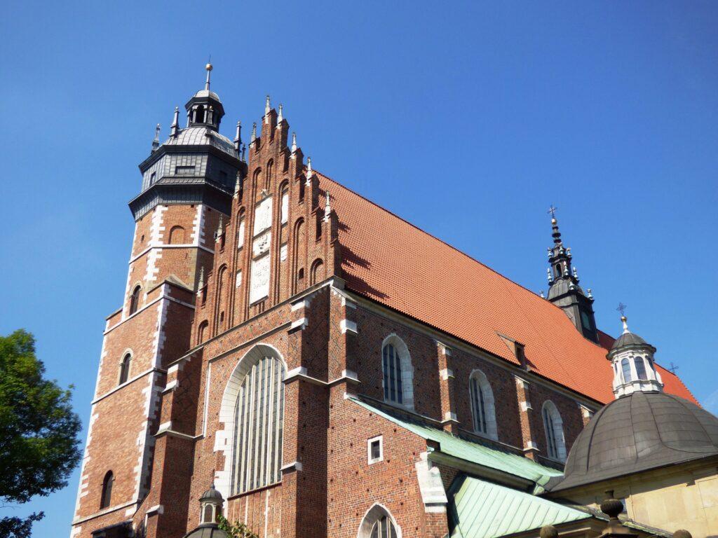 Kazimierz Jewish District in Krakow