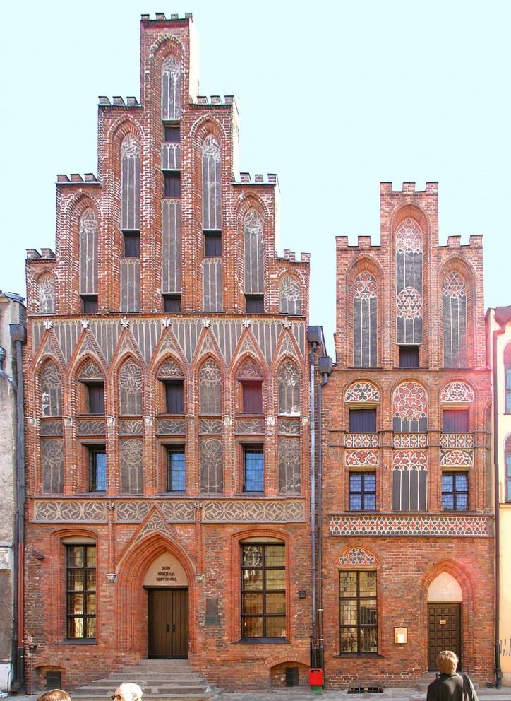 Copernicus House Torun