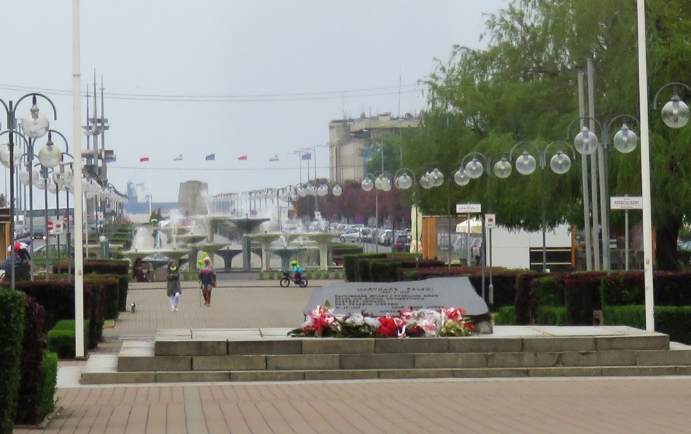 Kosciuszko Square Gdynia