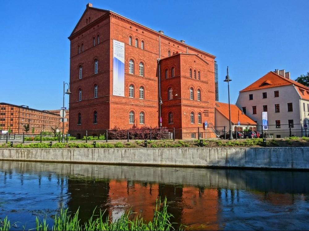 Mill Island Bydgoszcz