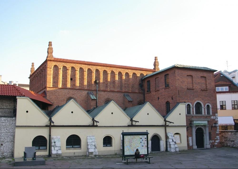 Old synagogue Krakow