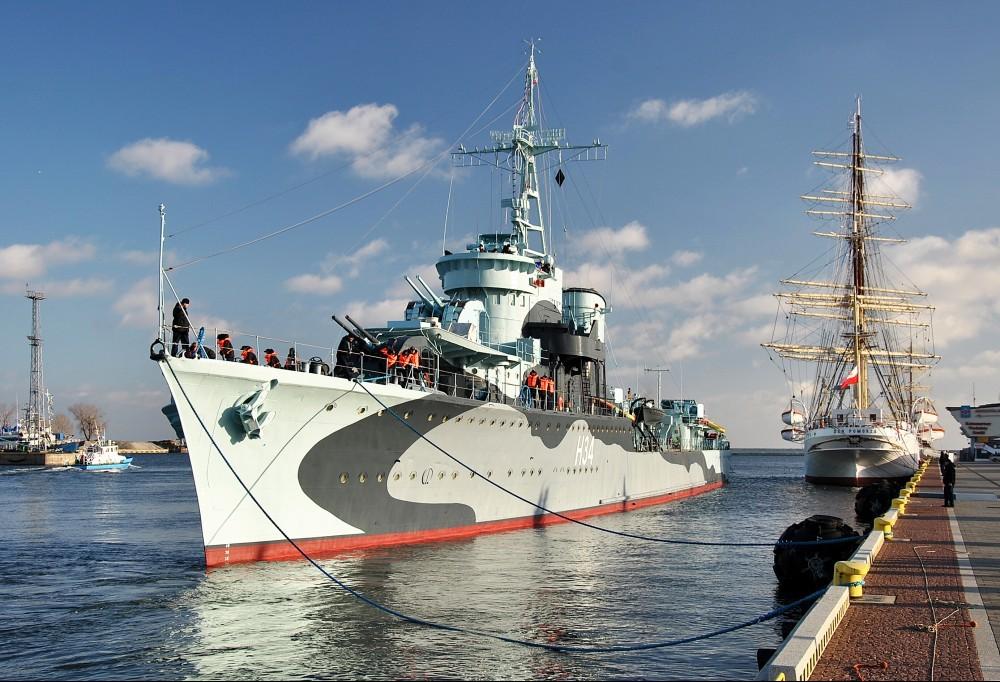 ORP Blyskawica Gdynia