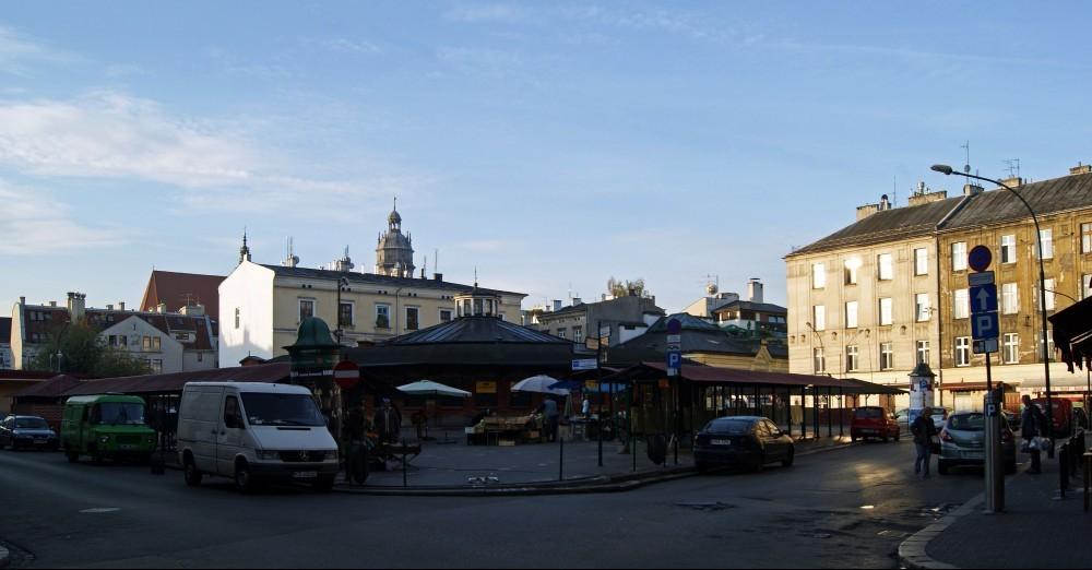 Plac Nowy Kazimierz Krakow