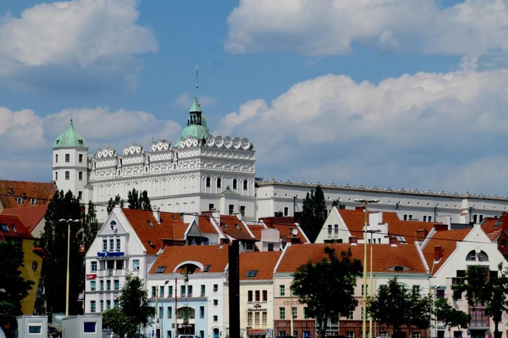 Pomeranian Duke Castle Szczecin