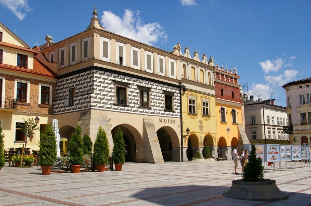 Tarnow Market Square