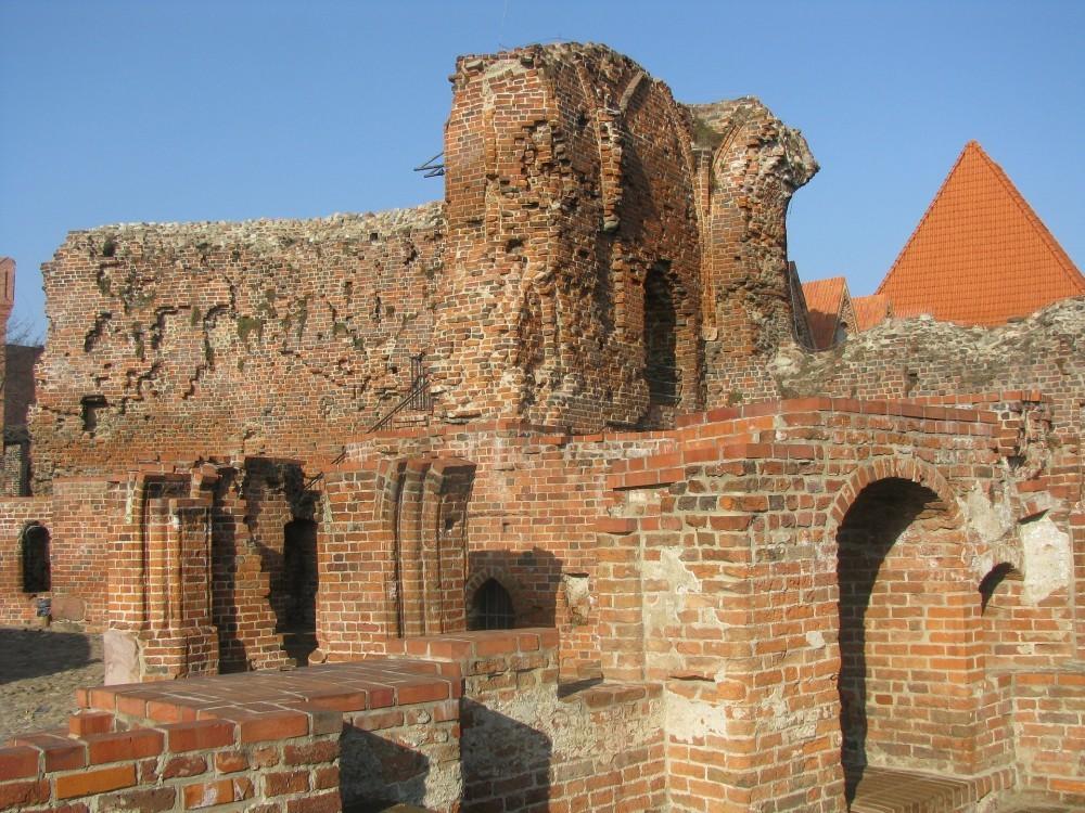 Teutonic Castle Torun