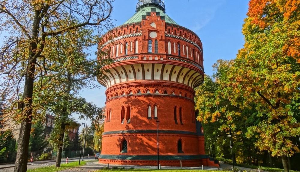 Water Tower Bydgoszcz