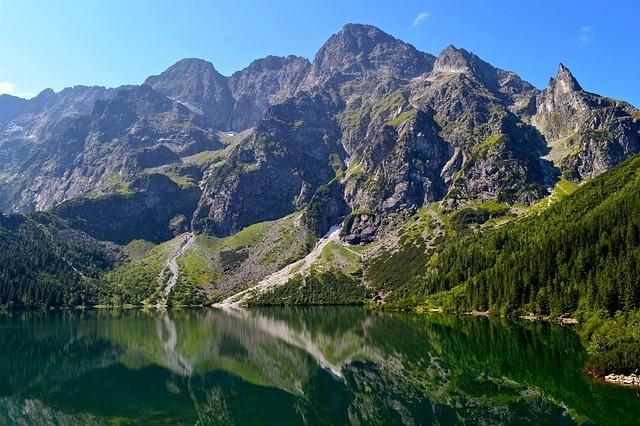 Zakopane City and Tatra Mountains