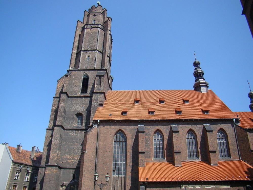 All Saints Church Gliwice
