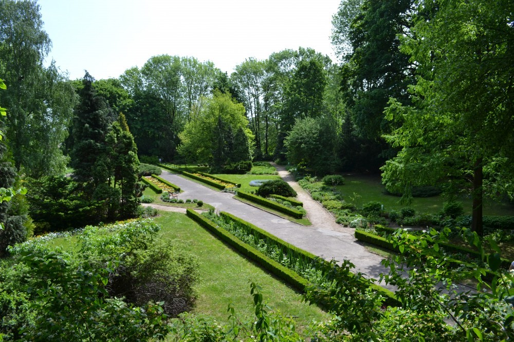 Botanical Garden Lublin