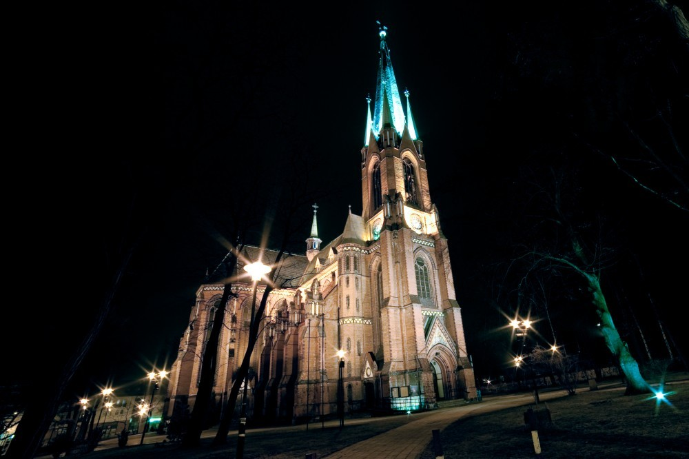 Cathedral Gliwice