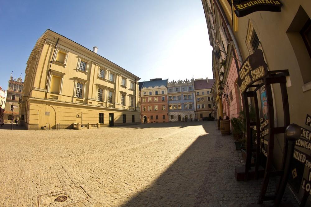 Lublin Market Square
