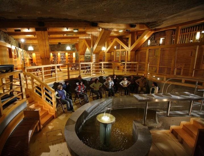 Wieliczka Salt Mine Underground Resort