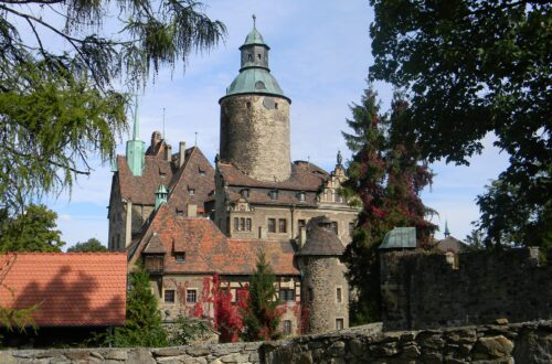 Czocha Castle Poland