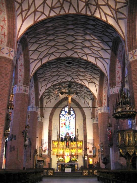 Cathedral Olsztyn