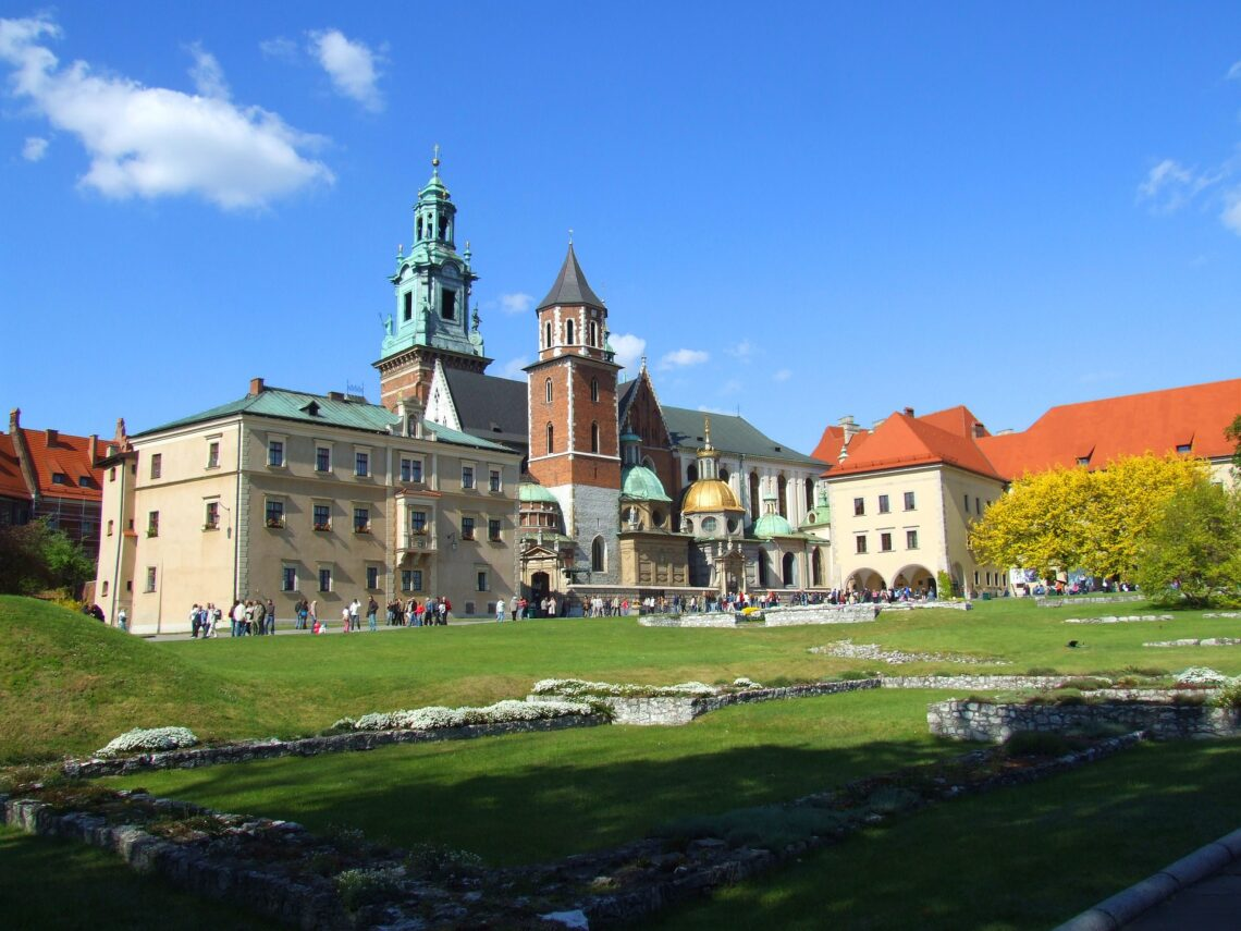 Wawel Royal Castle Krakow