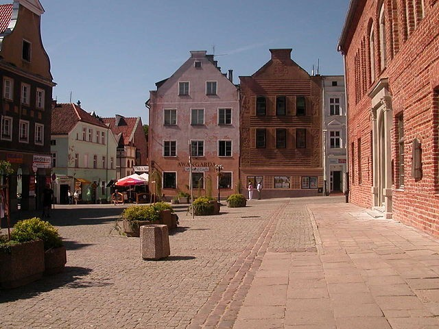 Old Town Olsztyn