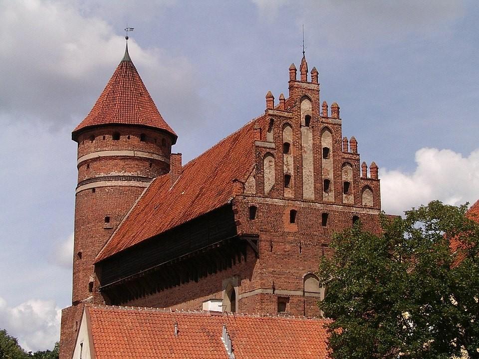 Olsztyn Castle Warmia