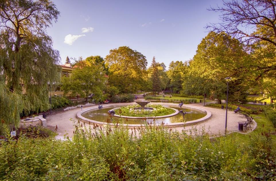 Podzamcze Park Olsztyn