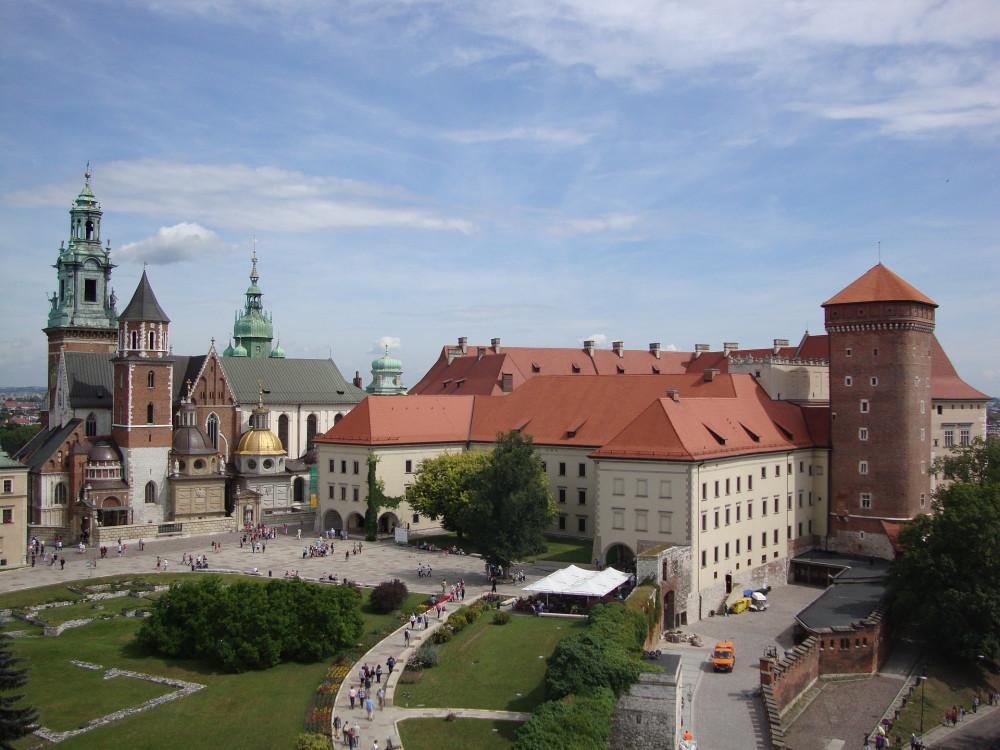 Wawel Krakow Poland