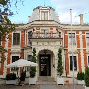Konstanty Zamoyski Palace Warsaw