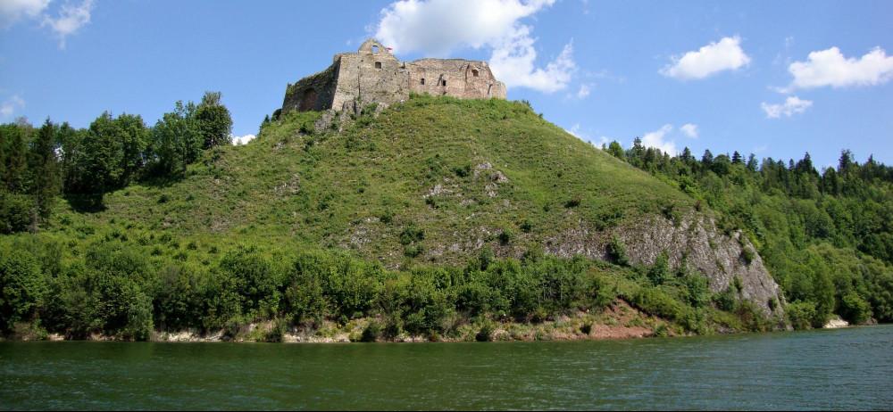 Czorsztyn Castle Pieniny