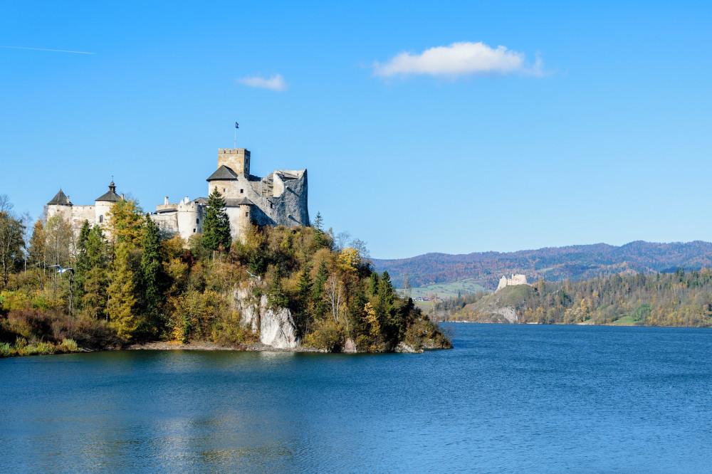 Niedzica Castle Pieniny Poland