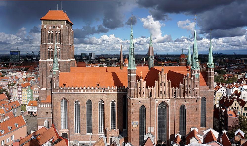 ST. Mary's Basilica Gdasnks