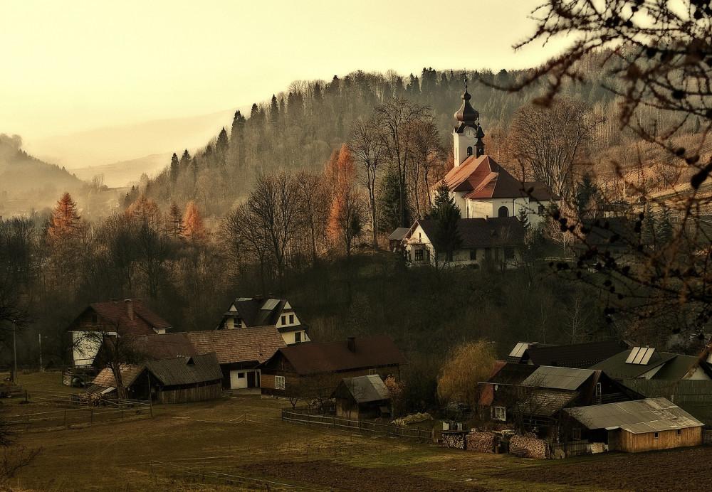 Szczawnica Pieniny Poland
