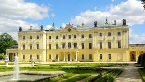 Branicki Palace Bialystok