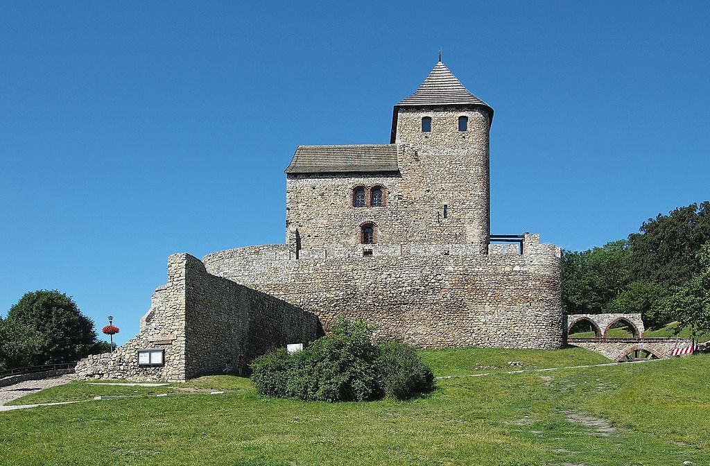 Bedzin Castle in Poland
