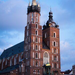 St Mary's Basilica Krakow