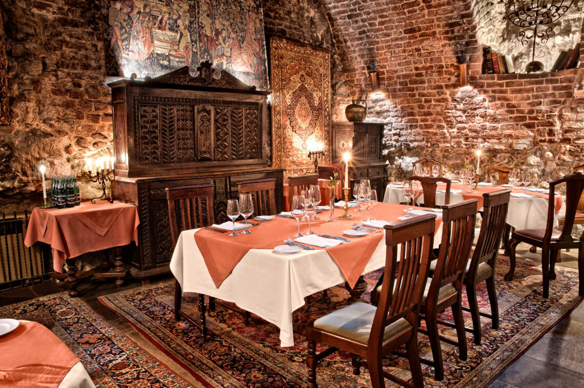 Restaurants in Krakow's Old Town