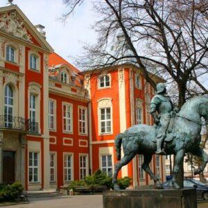 Czapski Palace in Warsaw