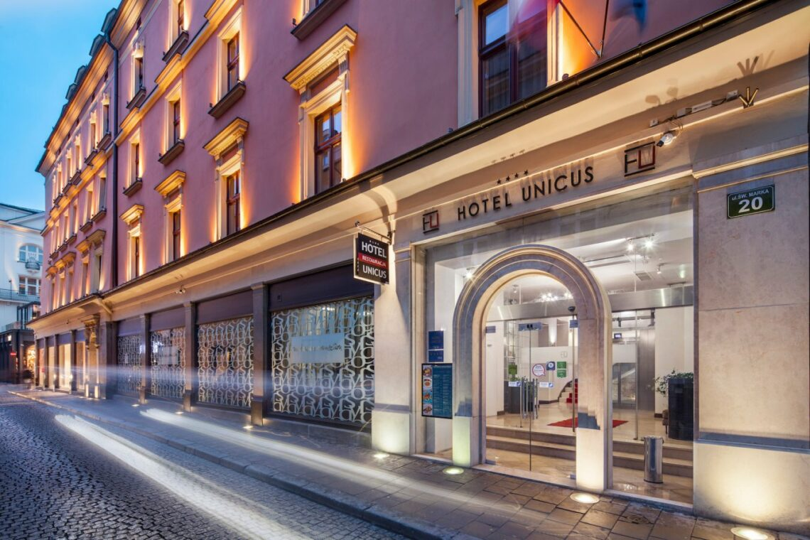 Luxury Hotels in Krakow