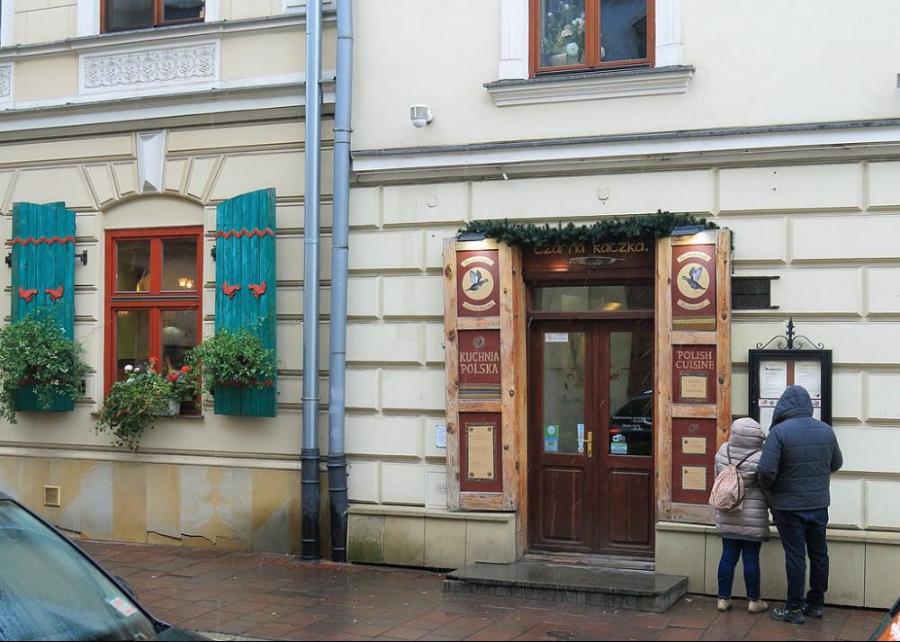 Czarna Kaczka Krakow