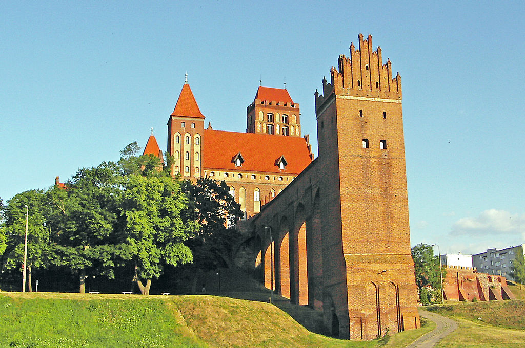 Castle in Kwidzyn