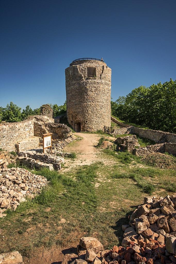 Lenno Castle in Poland