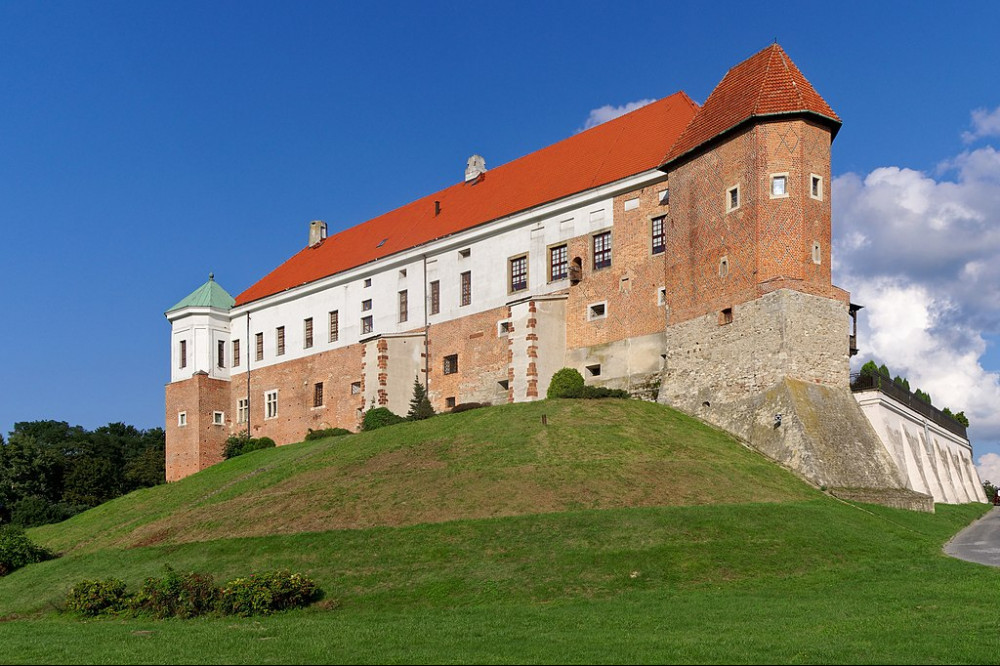 Castle in Sandomierz