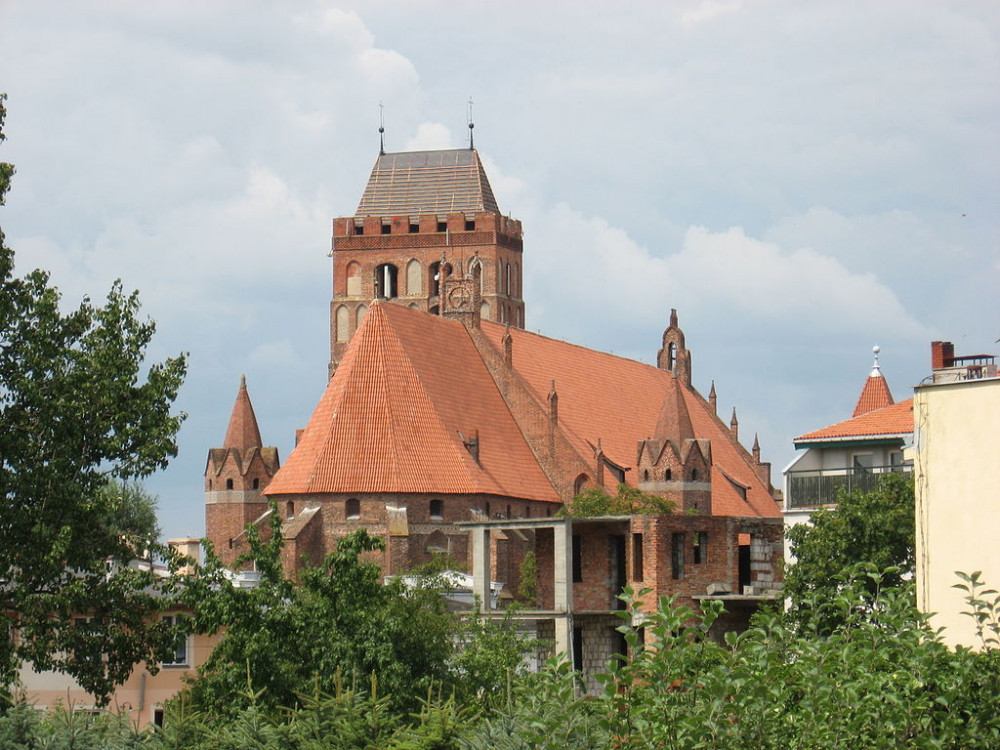 Cathedral in Kwidzyn